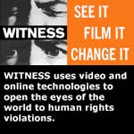 Witness.org Homepage
